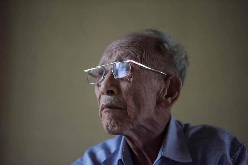 Former North Korean spy Seo Ok Ryol was condemned to death twice and spent three decades in prison, most of it in solitary confinement. Now aged 90, the only thing he wants to do before he dies is go home, to North Korea.