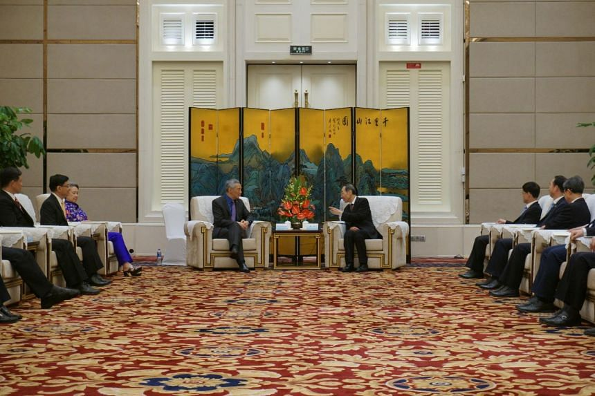 PM Lee Hsien Loong, who meets Fujian Party Secretary You Quan on Thursday (Sept 21), notes the vibrancy and entrepreneurship zeal in Xiamen.