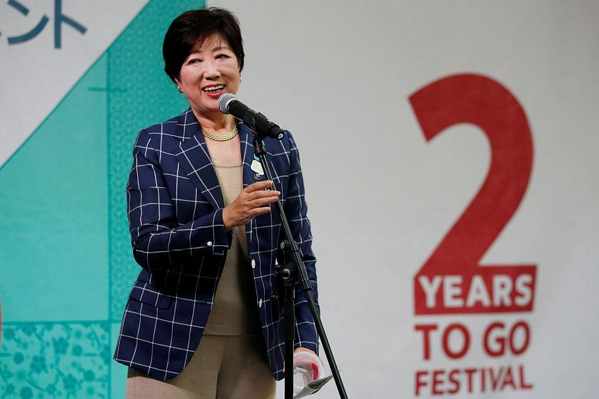 Tokyo Governor Yuriko Koike is preparing for a snap election that Japanese Prime Minister Shinzo Abe is expected to call for in October.