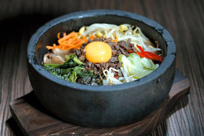 Bibimbap, the Korean rice, vegetable and meat dish, has been granted an entry in the Merriam-Webster dictionary.