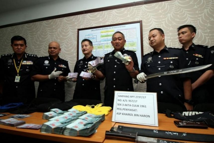 Malaysian police have arrested 12 suspects in connection with the kidnapping of a 17-year-old boy in Penang.