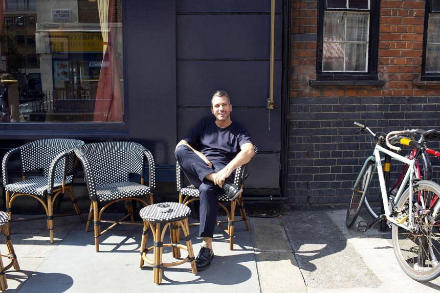 Paul Surridge, the new creative director of Roberto Cavalli, in London, on Sept 1, 2017.