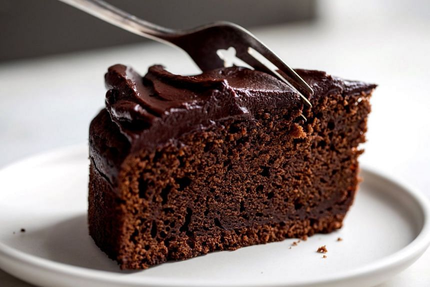 The world's best chocolate cake? Maybe so.