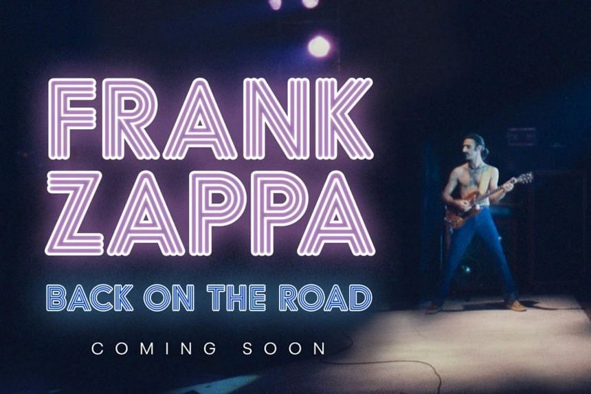 Frank Zappa's family trust announced that the hologram concerts would begin in 2018.