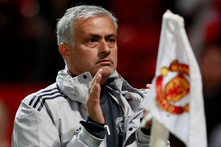 Mourinho (above) is calm about the challenges ahead.