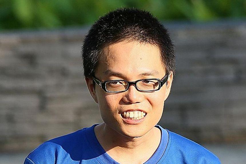 Mr Tan Yi Han, 32