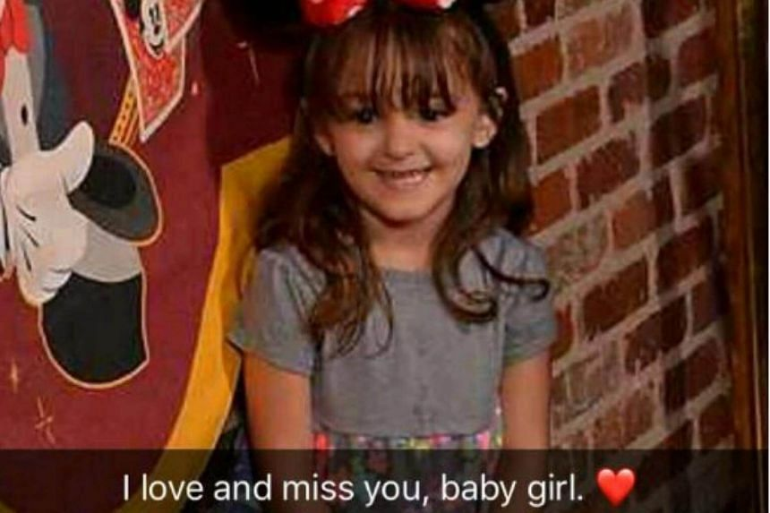 Yanelly Zoller, 4, has died after accidentally shooting herself in the chest while looking for candy in her grandmother's purse.