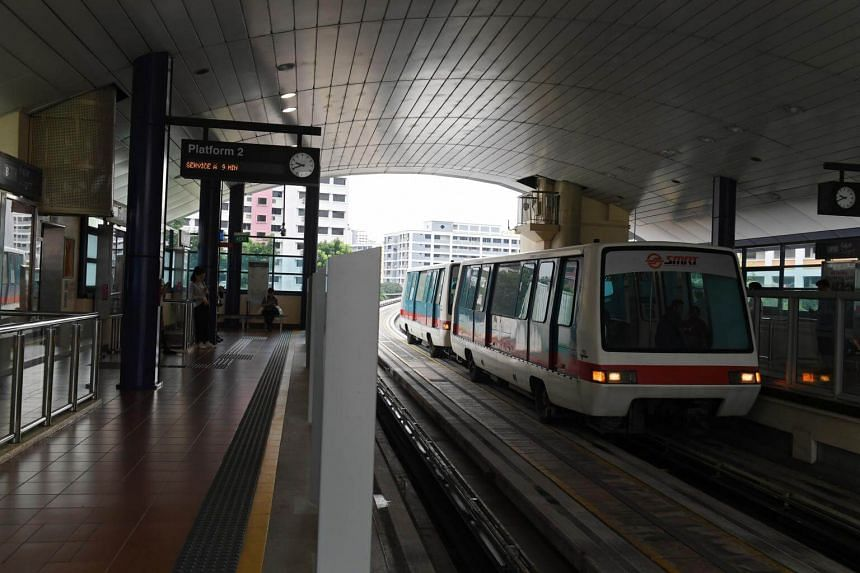SMRT Trains currently has more than 400 engineers, an increase of about 96 per cent since 2014.
