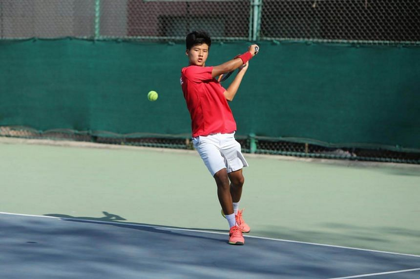 Ethan Lye defeated the top-seeded Campbell Salmon to win the New South Wales Junior International on Friday (Sept 22).