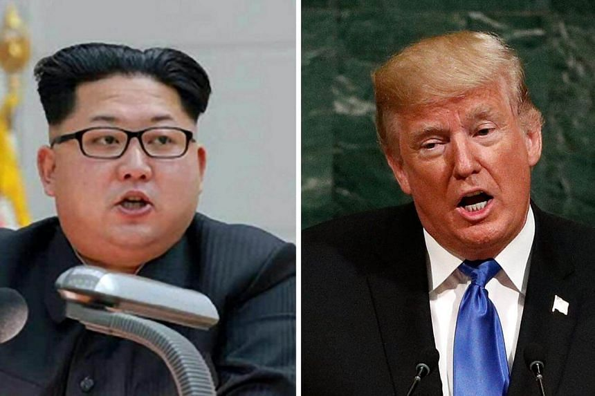 """North Korean leader Kim Jong Un's warning about """"fire,"""" which echoed US President Donald Trump's August statement threatening """"fire and fury,"""" was par for the course in their increasingly tense relationship."""