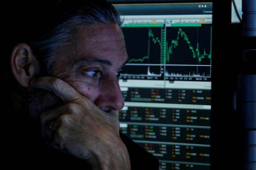 Six of the 11 major S&P sectors were higher, led by 0.56 percent rise in the telecom services index. The financial index fell 0.44 per cent, its first session of loss in six days.