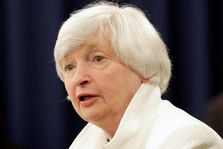 Fed chairman Janet Yellen said the Fed's decision signals that US economic performance has been good.