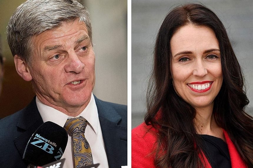 New Zealand Prime Minister Bill English has attacked Labour leader Jacinda Ardern's financial credibility.