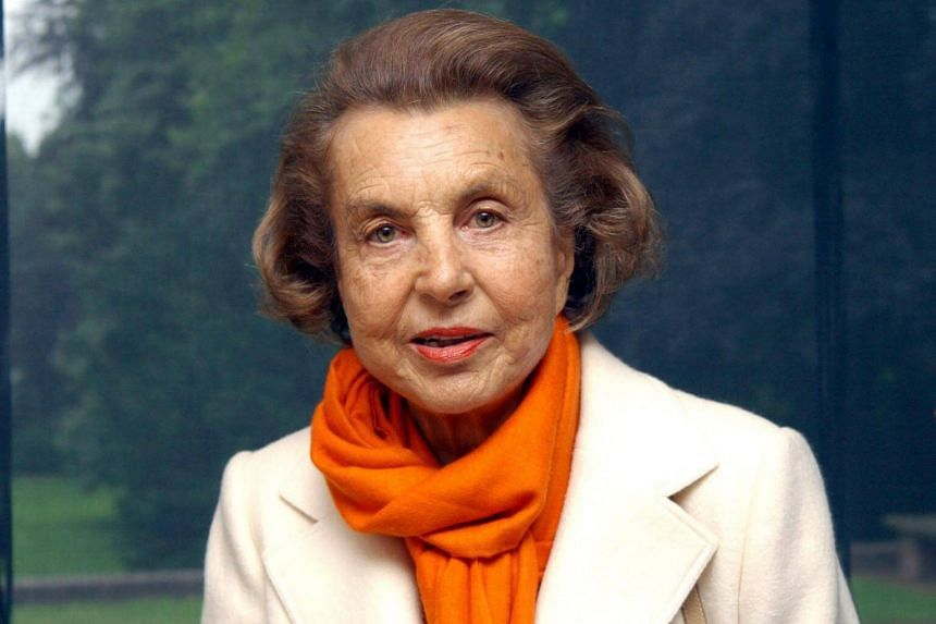 Mrs Liliane Bettencourt, who inherited billions and her father's controlling interest in L'Oreal after his death in 1957, gave millions to education, humanitarian projects and the arts over the years.