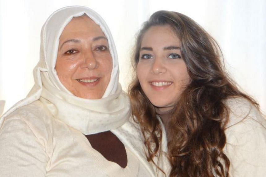 Orouba Barakat (left), 60, and her daughter, Halla Barakat, 22, have been found murdered in their apartment in Istanbul, family and friends reported on social media on Friday (Sept 22).