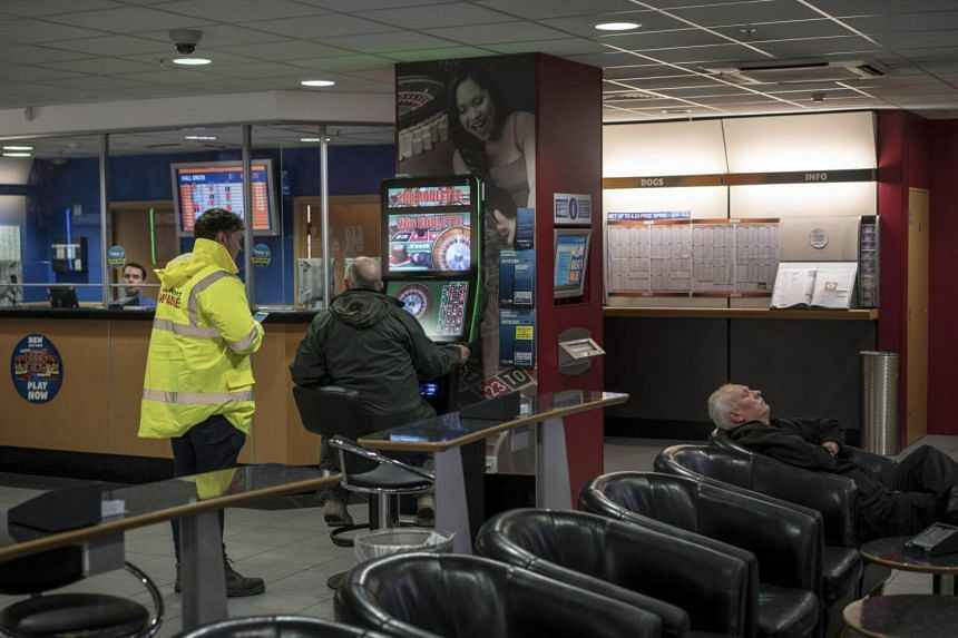 Campaigners and some researchers say the machine is an unusually addictive form of gambling that is sucking billions out of Britain's poorest communities.
