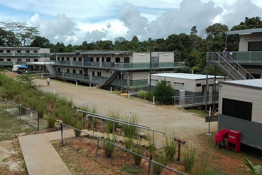 """Kurdish-Iranian journalist Behrouz Boochani, who has been held at the Manus Island detention centre in Papua New Guinea, said in a Facebook post that """"about 25 men"""" had left the centre."""