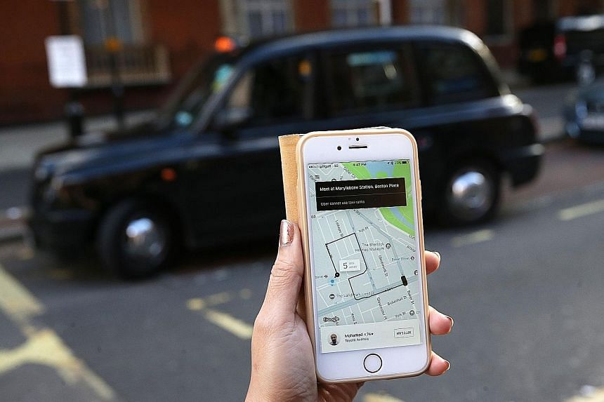 Uber's arrival in London in 2012 created a clash almost immediately with the city's famed black cabs, which trace their roots back to 1634.