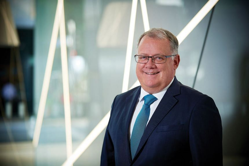 Cromwell Property Group chief Paul Weightman.