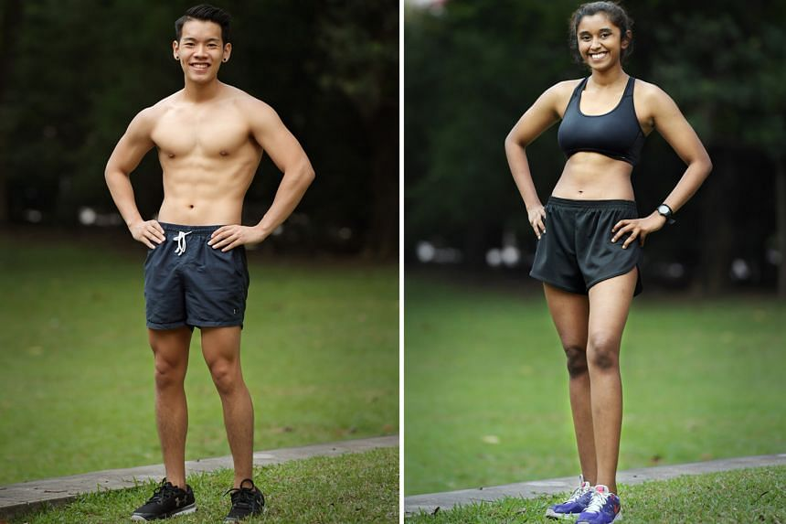 Ryan Ho,19 and Geethanjeli, 20