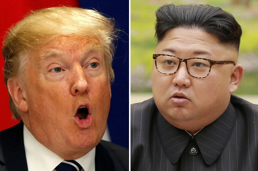 "Mr Donald Trump last Tuesday threatened to ""totally destroy North Korea"" at the United Nations General Assembly while Mr Kim Jong Un shot back on Thursday, describing the US President as ""mentally deranged""."