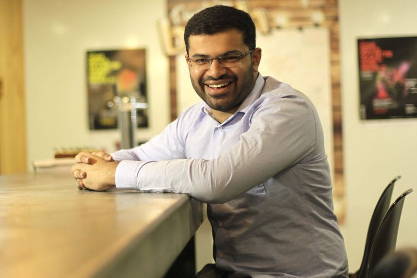 Mr Viren Shetty, who dropped out of his applied mathematics course at Nanyang Technological University, set up PlusMargin, which helps businesses predict how consumers behave on websites.