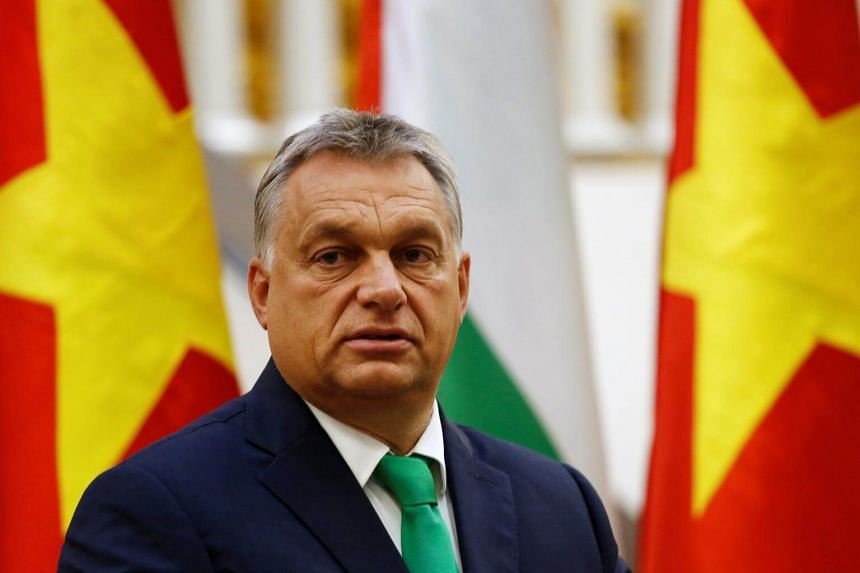 Hungarian Prime Minister Viktor Orban will be making his first official visit to Singapore from Sept 26, 2017.