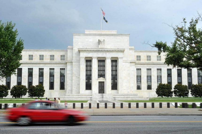 The US Federal Reserve.