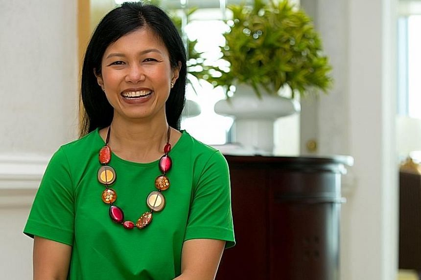Audra Morrice, who is Singaporean and was a contestant on MasterChef Australia, runs a catering business in Sydney.