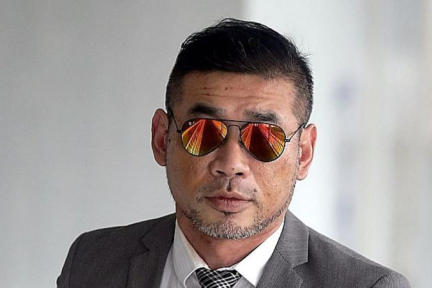 Stuart Koe Chi Yeow is on trial for one count of drug trafficking. He faces five other drug-related charges, which have been stood down and will be dealt with at a later date.