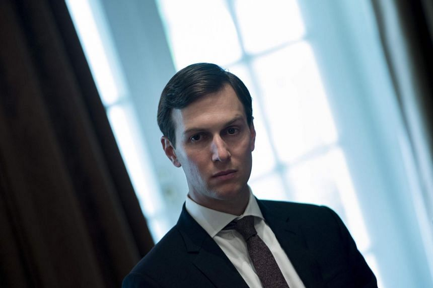 Mr Jared Kushner's lawyer, Mr Abbe Lowell, said Mr Kushner complied with government record-keeping rules by forwarding all the emails to his official account.