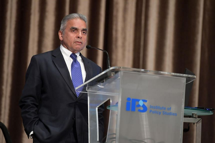 Academic and former diplomat Kishore Mahbubani has gone from client to chairman and director at Aggregate Asset Management (AAM).