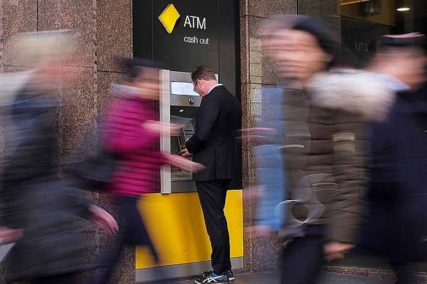 Australians made 259 million withdrawals from ATMs of banks other than their own last year.
