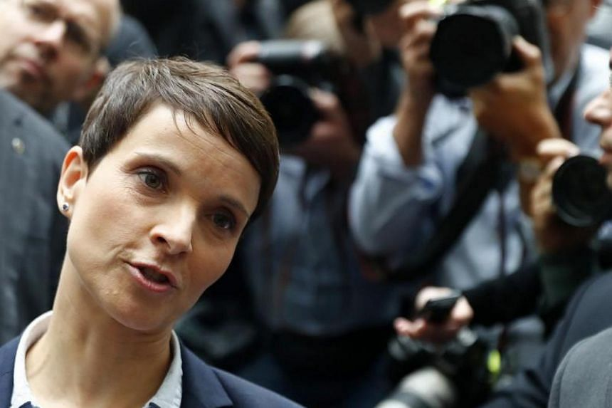 Frauke Petry, the co-leader of the far-right Alternative for Gemany (AfD), will be leaving the party.