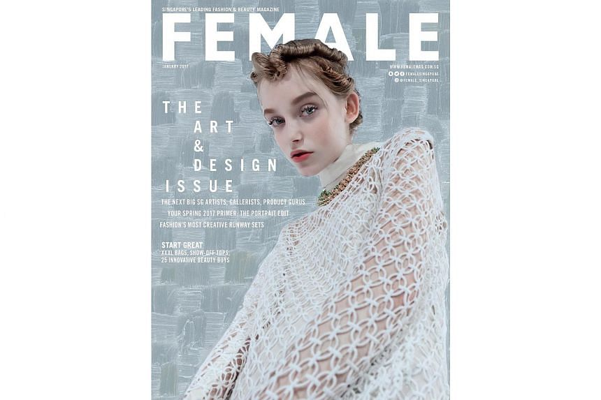 Female magazine, which was awarded Fashion Media of the Year, was one of the titles that helped SPH claim eight awards at the MPAS Awards on Sept 26, 2017.