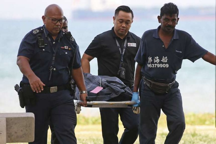 Muhammad Suhaimi Sabastian's body was found three hours after he and his three friends got into difficulties in the sea off East Coast Park.