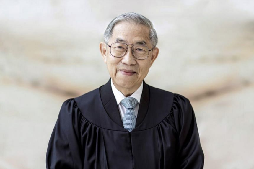 Judge Chao Hick Tin, who will retire on Sept 28, played an important role in securing Singapore's long-term water security.
