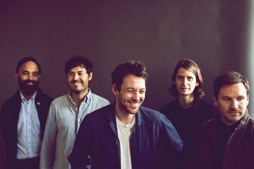 Fleet Foxes will play in Singapore for the first time at the Esplanade Theatre on Jan 14.