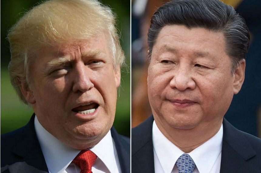 US President Donald Trump and his Chinese counterpart Xi Jinping will be meeting in November in Beijing.