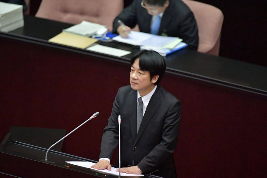 Newly-appointed Taiwan Premier William Lai is the first Taiwanese premier to openly acknowledge his pro-independence status.
