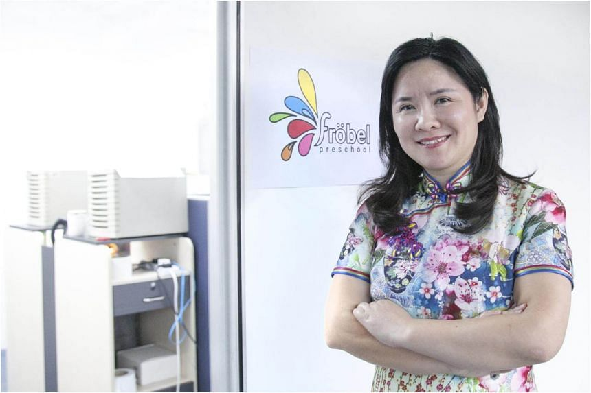 Pre-school owner Song Fanrong is being sued for $9.5 million by three businessmen from China for alleged fraud.