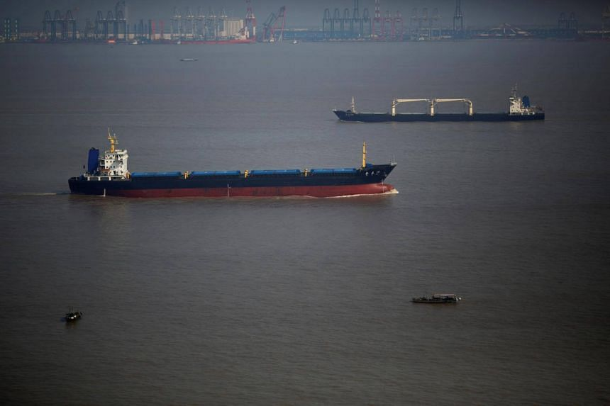 Traders said an internal document outlined possible curbs on the loading and unloading of some potentially hazardous or inflammable chemicals at ports along the Yangtze river.