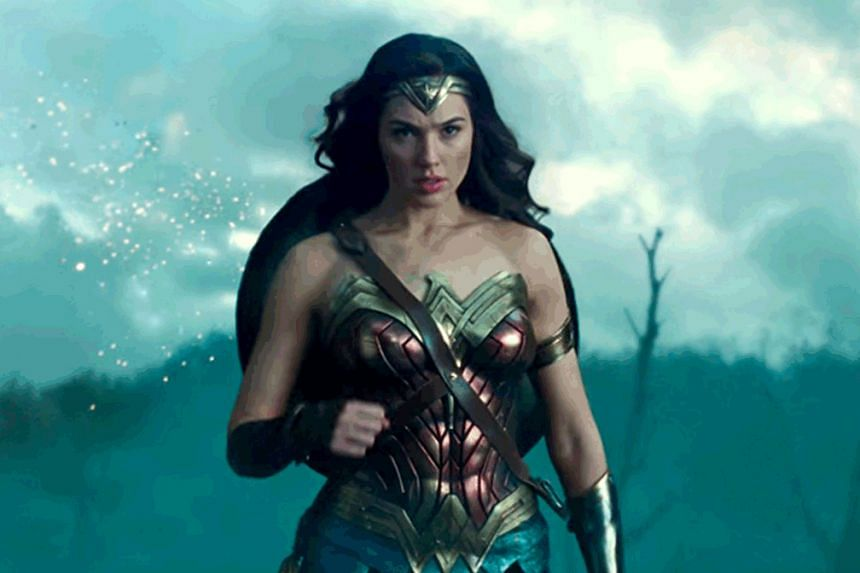 Fans want to make Wonder Woman (above) the first major LGBT superhero.