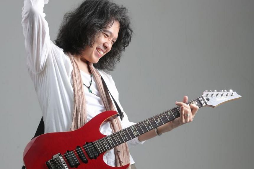 Transcendence – Legend Of Ryu Wuri by Addy Cradle (above) comprises an eclectic fusion of rock and traditional music from various Asian and Middle Eastern countries.