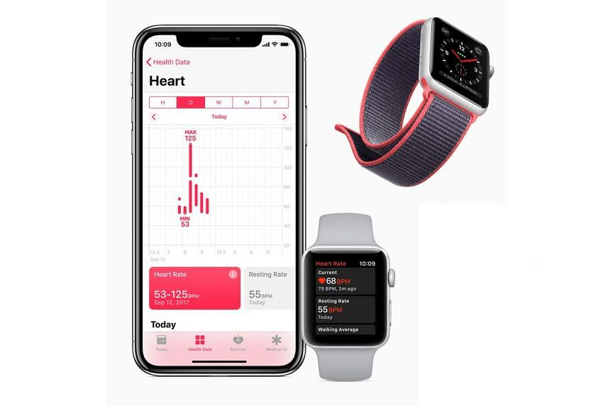 With watchOS 4, the Series 3 can track multiple types of exercises in a single workout. WatchOS 4 also provides deeper insights into your heart rate.