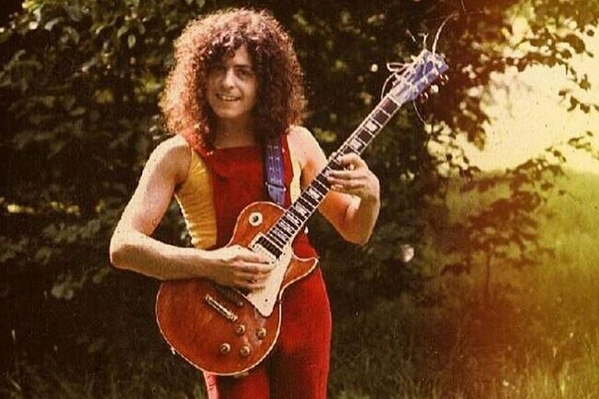 Marc Bolan's sartorial influence has touched countless fashion designers, rock stars and celebrities.