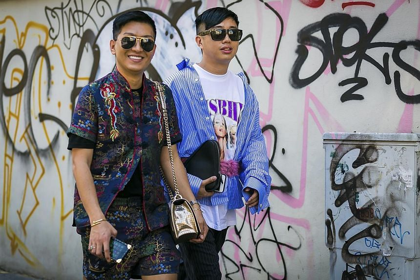 """""""As long as newer people come into the game willing to work for nothing to get their foot in the door, and legacy brands and titles gain from that status quo, this is a situation that will keep perpetuating itself.'' - FASHION BLOGGER BRYANBOY, whose"""