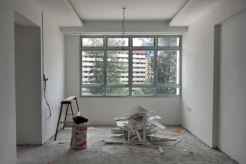 The renovation contractor industry has been listed among the top 10 in terms of complaints received by the Consumers Association of Singapore for the past decade.