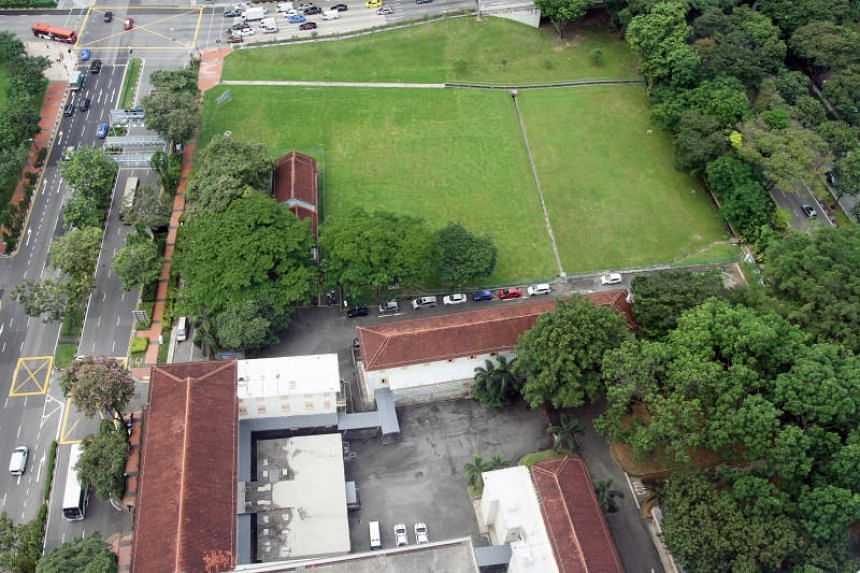 URA launched sale of old Beach Road site in July. PHOTO: SPH