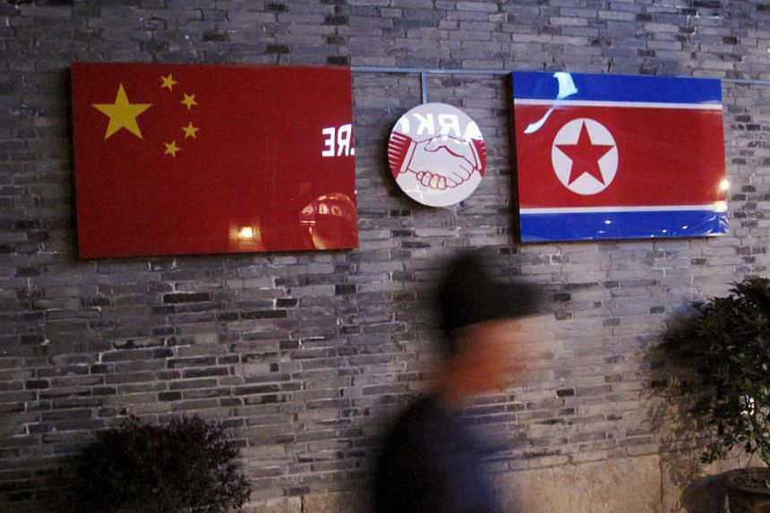 China said that it would be shutting North Korean firms or joint ventures in China, as well as any overseas joint ventures with North Koreans.